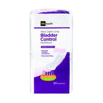 DG Health Bladder Control Pantiliners - Very Light Long - 24ct