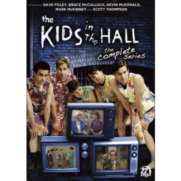 The Kids in the Hall: The Complete Series (22 Discs)