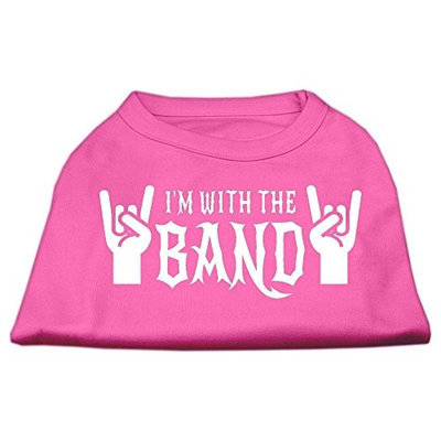 Ahi With the Band Screen Print Shirt Bright Pink XL (16)