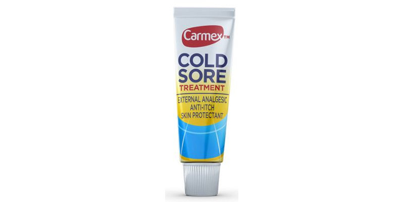 carmex cold sore treatment reviews