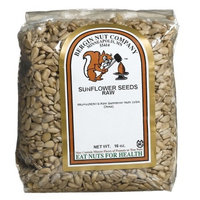 Bergin Nut Company Sunflower Nuts Raw, 16-Ounce Bags (Pack of 6)