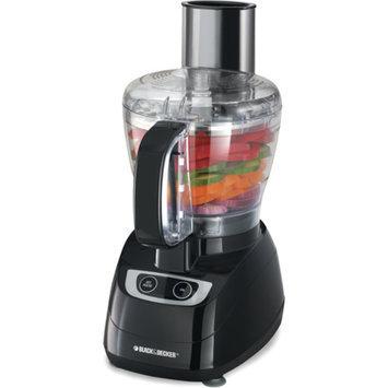 Black & Decker 8-Cup Food Processor