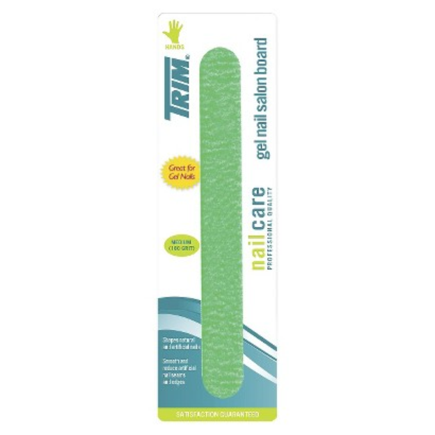 Trim TRIM Gel Nail Salon Board Nail File