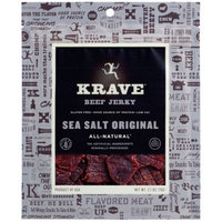 Hershey Krave Sea Salt Original Beef Jerky, 2.7 oz