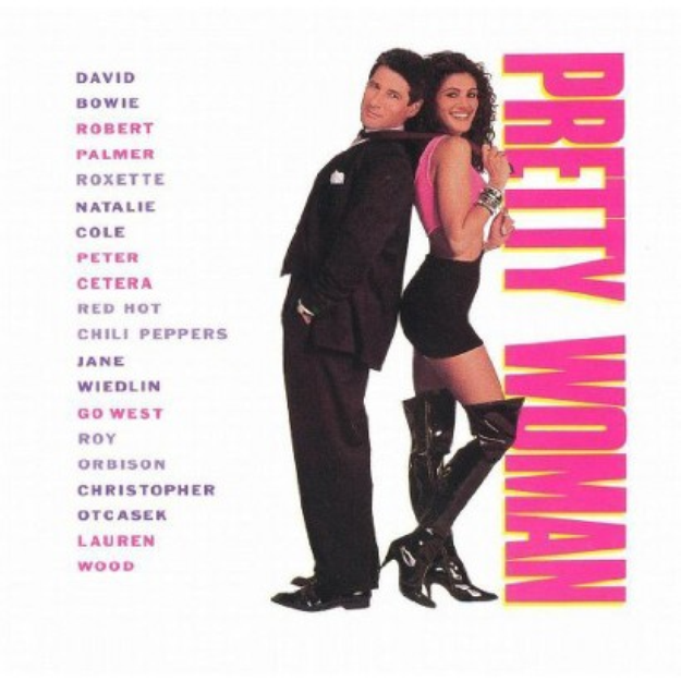 Emi/america Original Soundtrack ~ Pretty Woman (used)