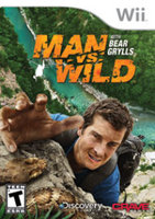 Crave Entertainment Man vs Wild