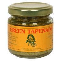 Moulins de la Brague Green Olive Tapenade, 3-Ounce Units (Pack of 4)