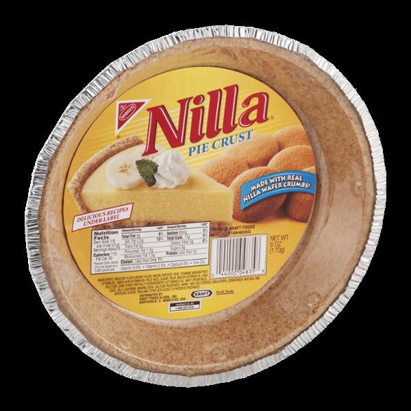 Nabisco Nilla Pie Crust
