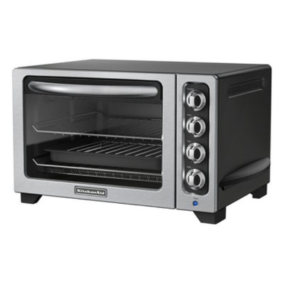 KitchenAid Countertop Oven - Black (12