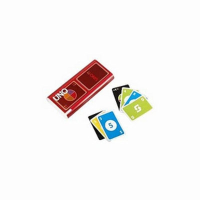Uno Mod Card Game Ages 7 and up, 1 ea