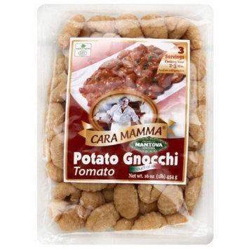 Mantova Cara Mamma Tomato Potato Gnocchi Pasta, 16 oz, (Pack of 12)