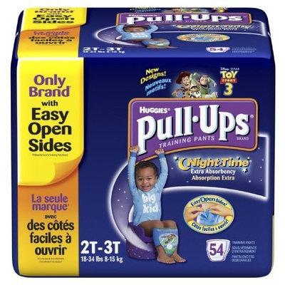 Pull-Ups Boys' Night-Time Training Pants 2T-3T