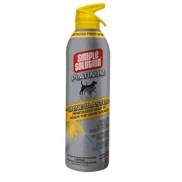 Pet Stain Remover Simple Solutions Cat Spray