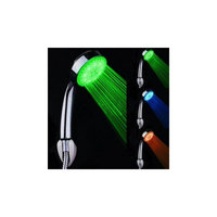 Edy's  Color Changing LED Hand Shower - Chrome Finish