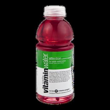 vitaminwater Attention Fuji Apple Watermelon