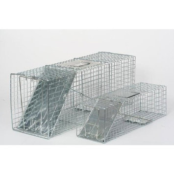 Grip Tools 2 Piece Live Humane Animal Trap Pests Relocation Traps 32