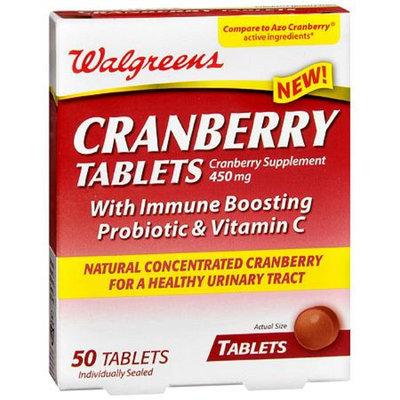 Walgreens Cranberry Tablets