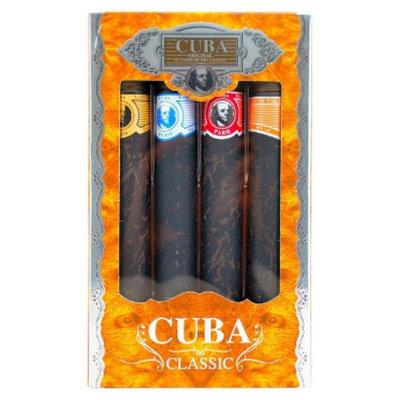 Men's Cuba by Cuba 1.17oz cuba gold,1.17oz cuba blue, 1.17oz cuba red,