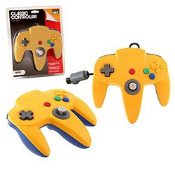 TTX Tech Wired Controller For Nintendo 64 System Teal