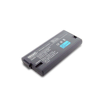 Denaq 6-Cell 4400mAh Lithium Battery for SONY Vaio PCG-GR Laptops