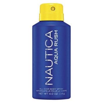 Nautica Aqua Fresh Body Spray - 4 oz