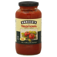 Enrico's Traditional, No Salt, 26-Ounce (Pack of 12)