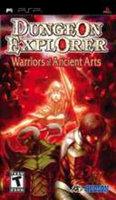 Konami Dungeon Explorer: Warrior of the Ancient Arts