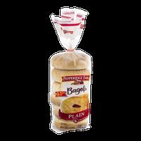 Pepperidge Farm Bagels Plain - 6 CT