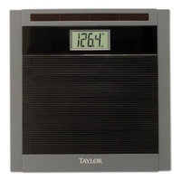 Taylor 8114 Solar Powered Scale