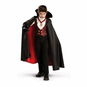 Rubie's Costumes Rubies Costumes Transylvanian Vampire Child Costume, Small, 1 ea