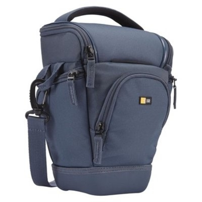 Case Logic Camera Bag with Adjustable Shoulder Strap - Gray (SLRC-221)