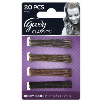 Goody Products Inc. Classics Rodeo Rusted Bobbies, 20 CT