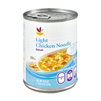 Ahold Light Chicken Noodle Soup