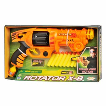 Lanard Total Air X-Stream Rotator X-8 Revolver