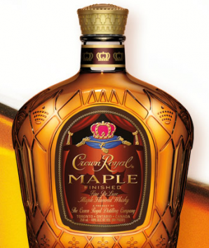 Crown Royal® Maple Finished Whisky