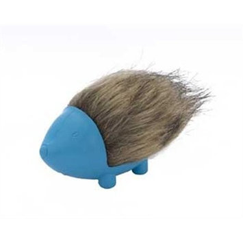 JW Pet Company Hayward the Hedgehog Dog Toy, Medium (Colors Vary)