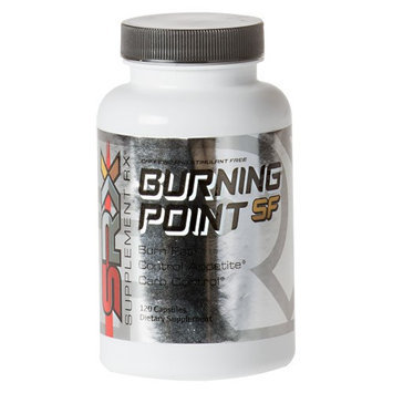 Supplement Rx Burning Point SF, 120 Capsules