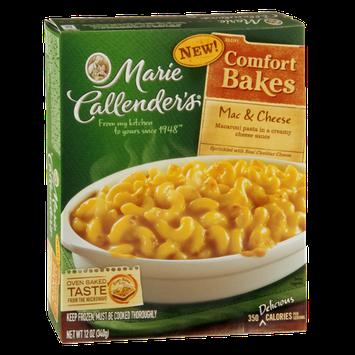 Marie Callender's Comfort Bakes Mac & Cheese