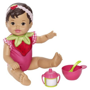 Little Mommy Sweet Eats Hispanic Doll