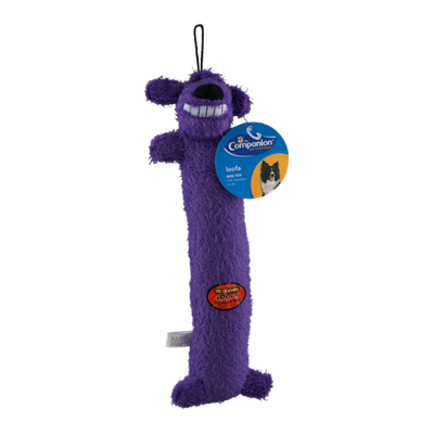 Companion Loofa Dog Toy