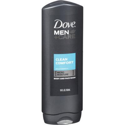 Dove Men+Care Body & Face Wash Clean Comfort