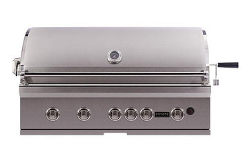Coyote CSL42LP S- Series 42 Stainless Steel Built-In Liquid Propane Grill