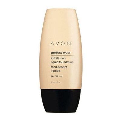 Perfect Wear Extralasting Liquid Foundation SPF 15 Beautiful Bronze By Avon