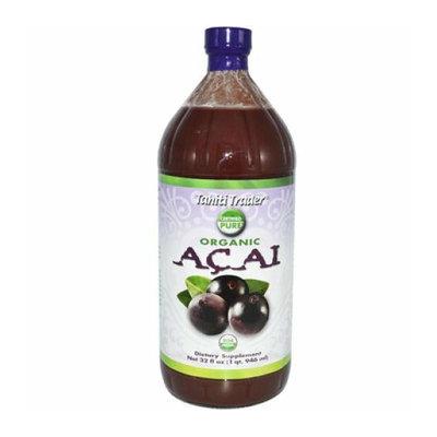 Tahiti Trader Organic Acai 32 fl oz