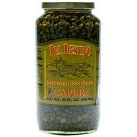 Gourmet Food World Capers Non-Pareil - 1 jar, 32 fl oz