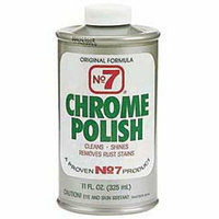 Cyclo Industries 10120 8 Oz Chrome Polish