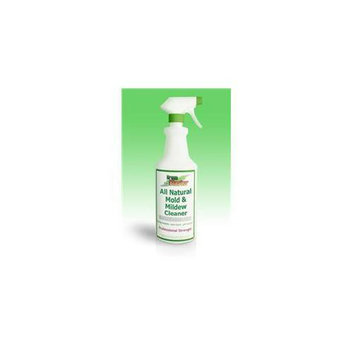Green Blaster Products GBMM32S All Natural Mold & Mildew Cleaner 32oz Sprayer