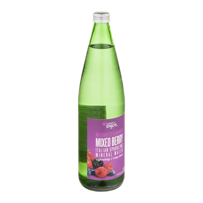 Simply Enjoy Italian Sparkling Mineral Water Mixed Berry