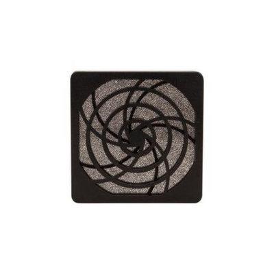 Kingwin Fan Filter - For 80mm Fans, Black, - KFT-08