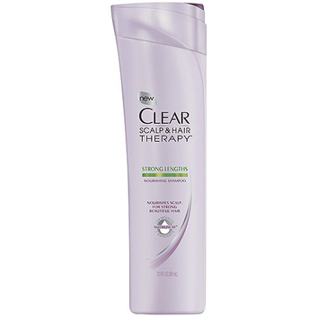 Clear Scalp Therapy Strong Lengths Nourishing Shampoo